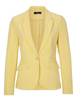 INTERLOCKJERSEY - Blazer - yellow