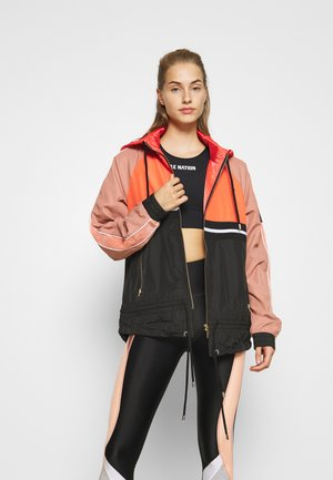 MAN DOWN JACKET - Training jacket - rose dawn/pink