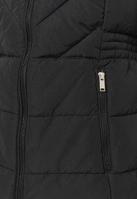 Dorothy Perkins Tall - SUSTAINABLE PADDED JACKET - Light jacket - black - 2