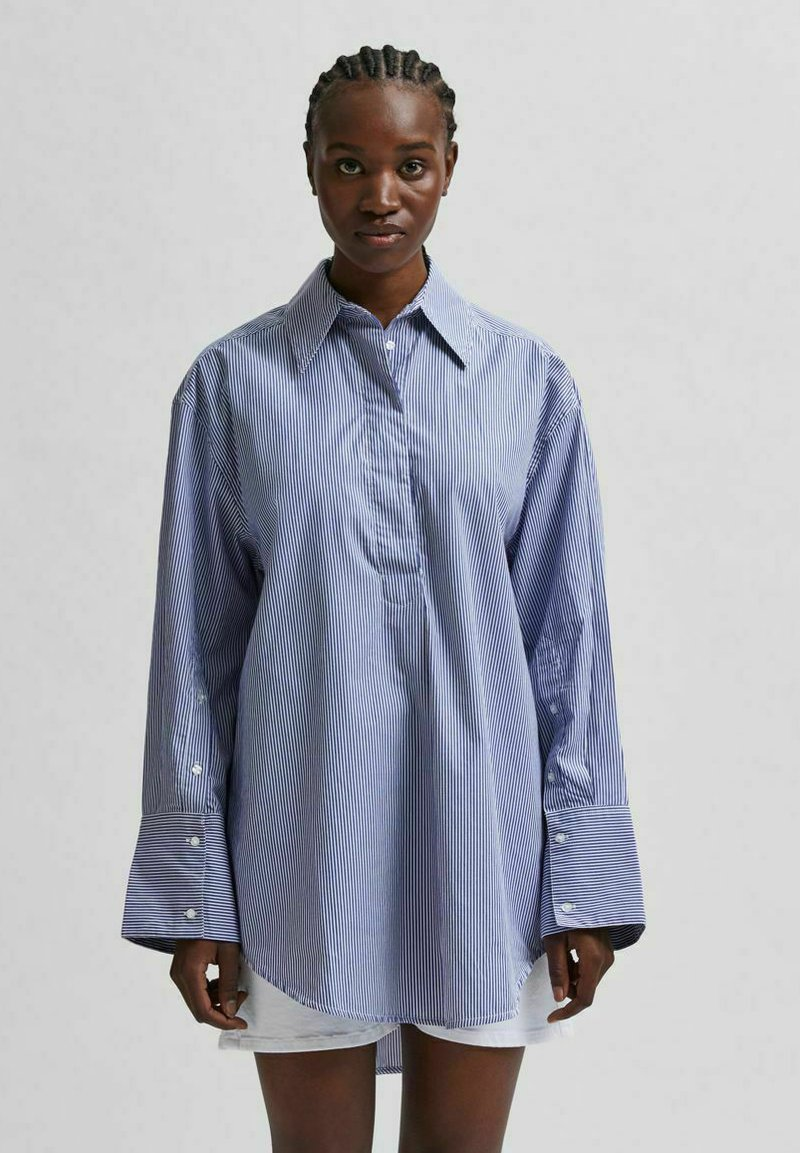 Selected Femme - Blouse - bright white