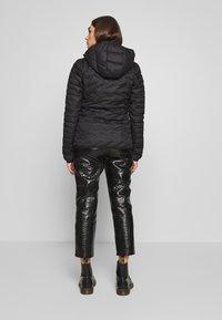 Superdry - ESSENTIALS RADAR JACKET - Down jacket - black - 2