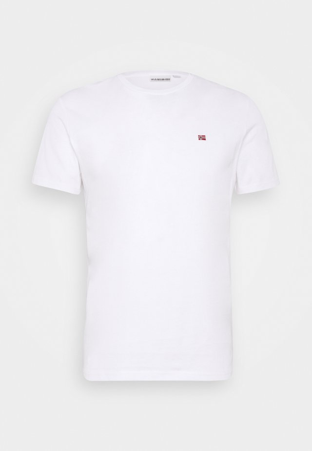 SALIS - T-shirt basique - bright white