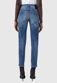 Diesel - BABHILA  - Slim fit jeans - medium blue - 3