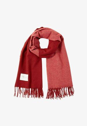 WEICHER - Scarf - dark maroon red