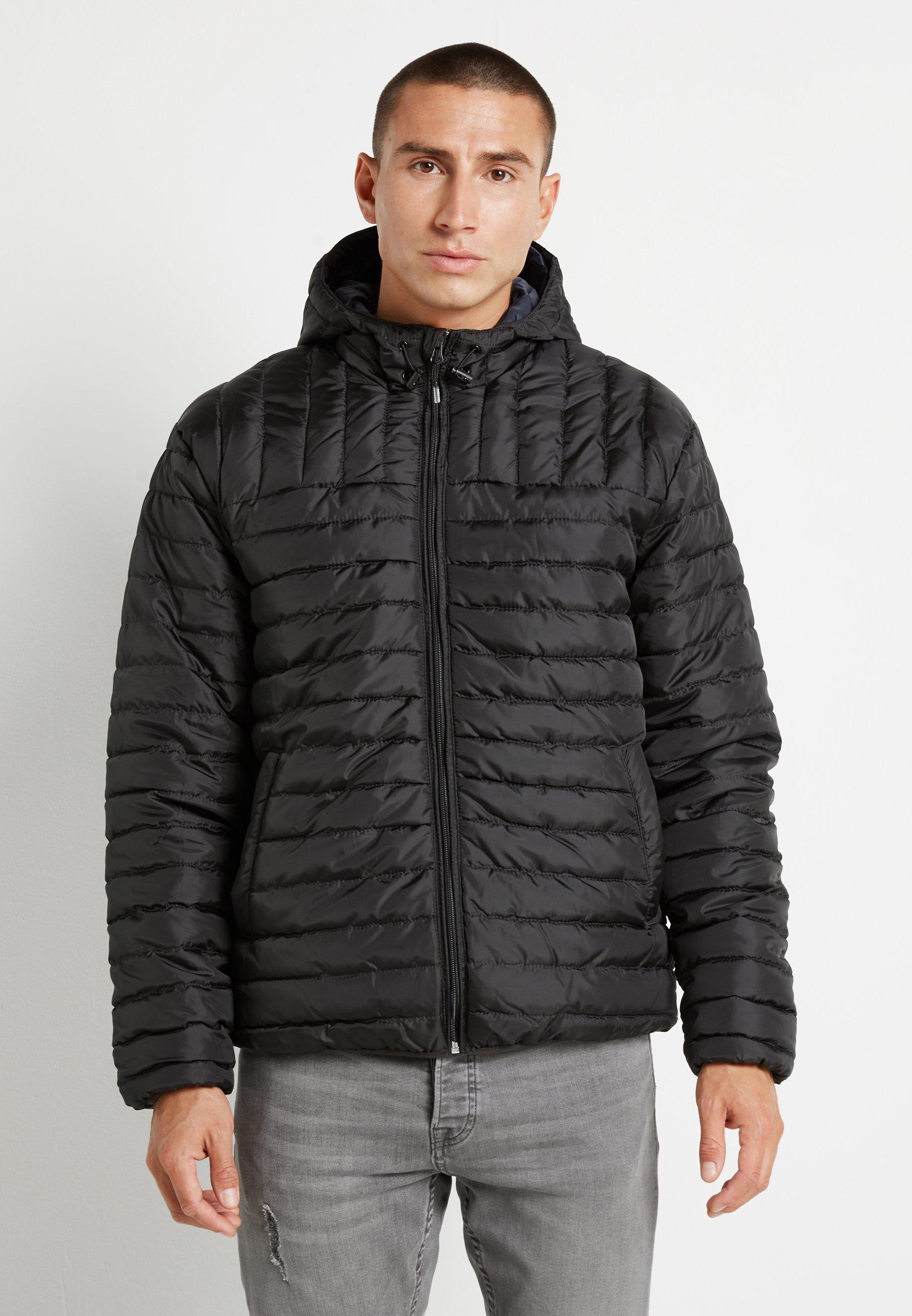 Men ONSPAUL QUILTED HOOD JACKET - Winter jacket