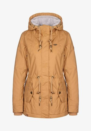 MONADIS - Winter jacket - camel