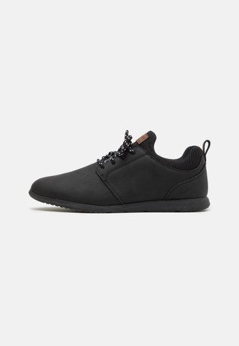 UNISEX - Zapatos con cordones - black