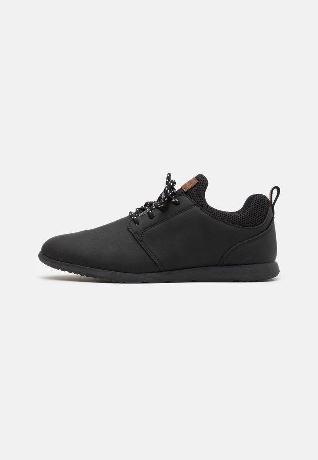 UNISEX - Chaussures à lacets - black
