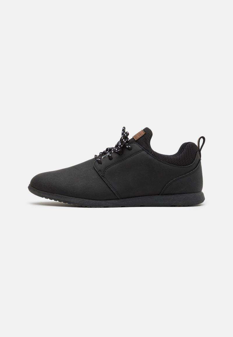 Pier One - UNISEX - Stringate sportive - black