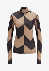 BOSS - ELITERI - Long sleeved top - patterned - 3