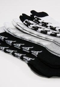 Kappa - EVERT 6 PACK - Calcetines de deporte - grey melange - 3
