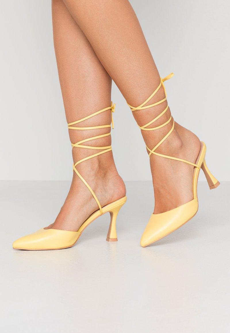 RAID - ZUMI - High heels - yellow