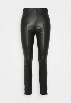 HOSE 7/8 - Leggings - Trousers - black