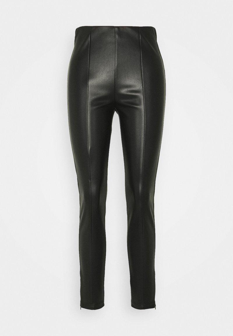 s.Oliver - HOSE 7/8 - Leggings - Trousers - black