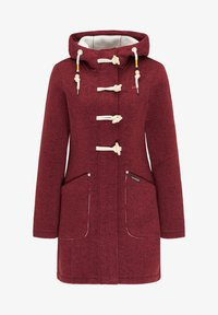 Schmuddelwedda - Short coat - bordeaux melange - 4