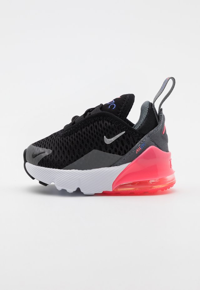 AIR MAX 270 UNISEX - Baskets basses - black/game royal/iron grey/white