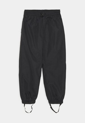 WAITS - Rain trousers - black