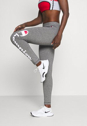LEGGINGS ROCHESTER - Trikoot - mottled grey