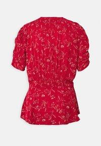 Polo Ralph Lauren - SHORT SLEEVE - Bluser - tender red - 1