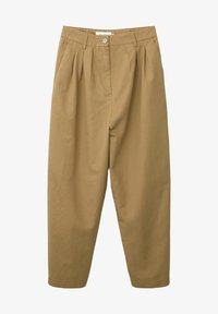 Marc O'Polo DENIM - Trousers - suntanned - 6