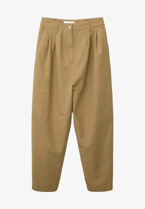 Trousers - suntanned