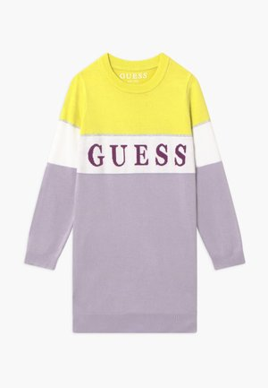 TODDLER - Jumper dress - lilac