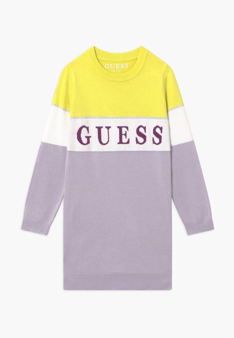 Guess - TODDLER - Jumper dress - lilac