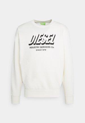 S-GIRK-A74 UNISEX - Sweatshirt - off white