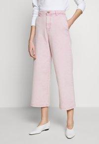 Vivetta - Jeans a zampa - pink - 0