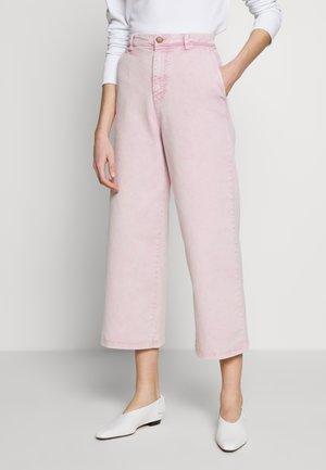 Jeans a zampa - pink
