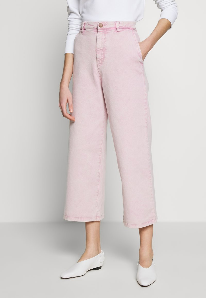 Vivetta - Jeans a zampa - pink