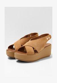 Inuovo - Platform sandals - sd scissors - 1