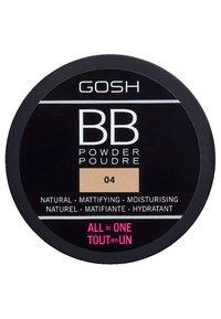 Gosh Copenhagen - BB POWDER - BB cream - 04 beige - 2
