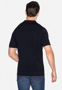 Threadbare - DAVIES - Polo shirt - dark navy - 2