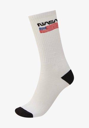 NASA - Socken - white