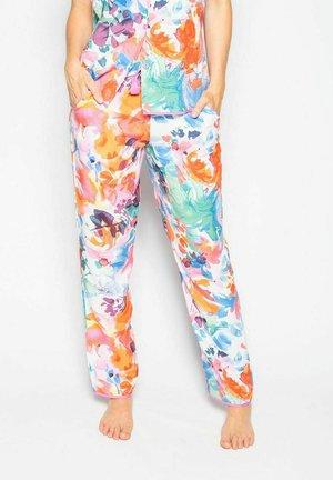 Pyjama bottoms - abstract flaral