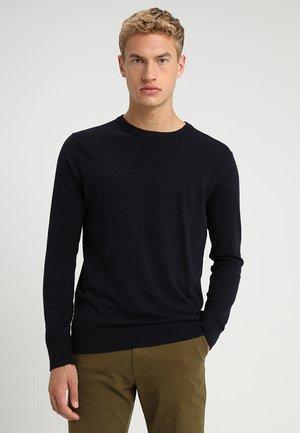 CLASSIC  - Stickad tröja - navy
