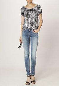 Replay - HYPERFLEX LUZ - Jeans Skinny Fit - blue - 0