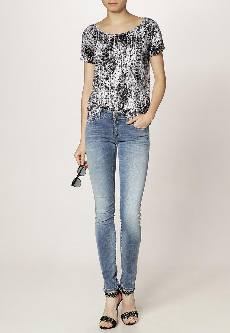 Replay - HYPERFLEX LUZ - Jeans Skinny Fit - blue
