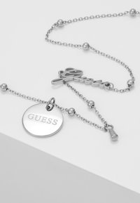 Guess - PEONY ART - Necklace - silver-coloured - 4