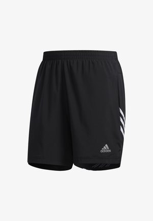 Run It 3-Stripes Shorts - Pantalón corto de deporte - black