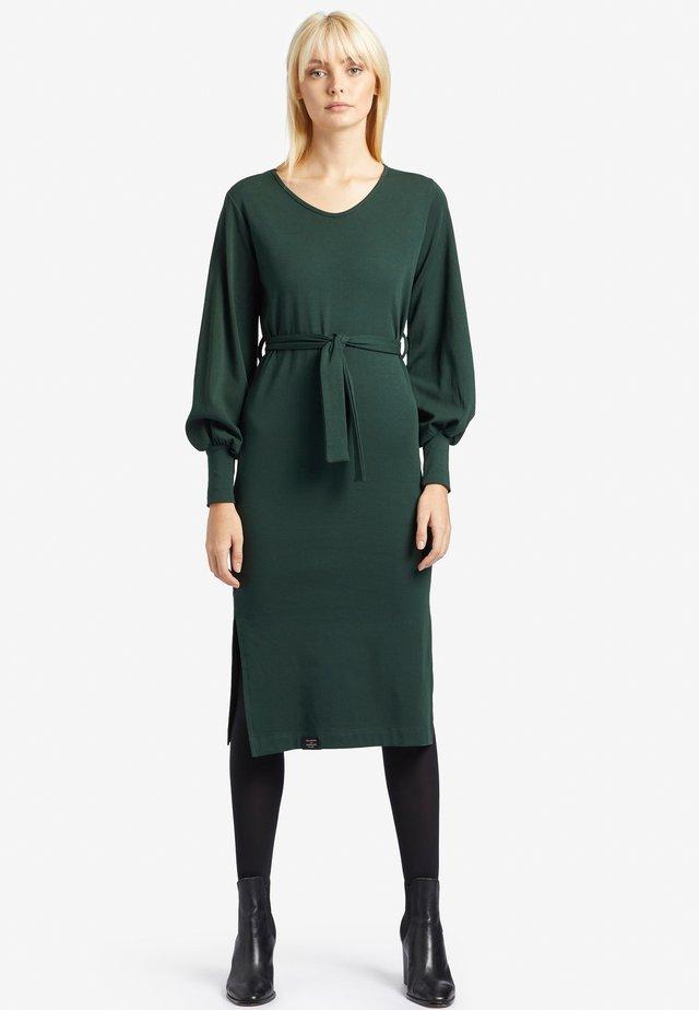 ROSEWERTA - Day dress - dark green