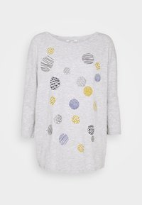 Esprit - TEE - Maglietta a manica lunga - light grey - 0