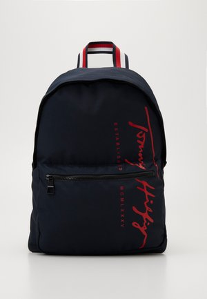 SIGNATURE BACKPACK - Plecak - blue