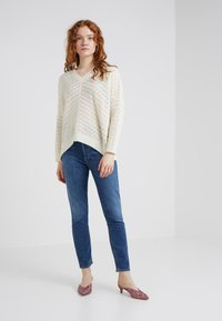 Agolde - NICO HIGH RISE - Jeans Skinny Fit - subdued - 1