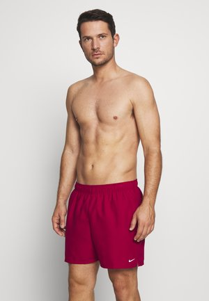 5 VOLLEY SHORT - Shorts da mare - noble red