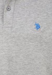 U.S. Polo Assn. - Polo shirt - grey melange - 4