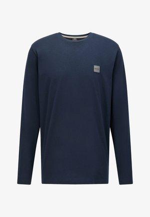 TACKS  - Maglietta a manica lunga - dark blue
