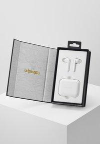 Urbanista - PARIS TRUE WIRELESS - Headphones - fluffy cloud - white - 2