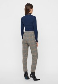 YAS - YASELLE  - Camicetta - navy - 2